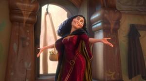 Mother Gothel in TANGLED   © 2010 Walt Disney Pictures
