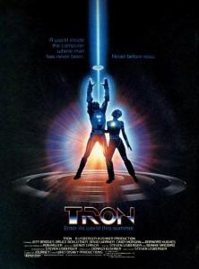 TRON poster | © 1982 Walt Disney Pictures